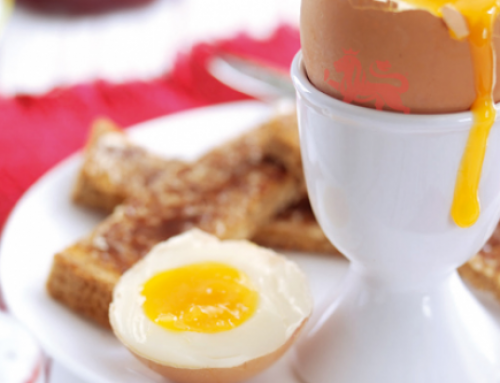 The Perfect Boiled Egg