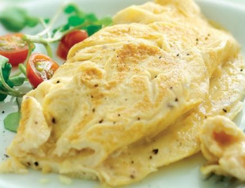 Perfect Classic Omlette